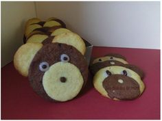 Biscuits oursons et chiots