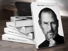 Steve Job Based on more than forty interviews with Jobs conducted over two years—as well as interviews with more than a hundred family members, friends, adversaries, competitors, and colleagues—. Get it at http://booksfordesignrs.com/post/69853888893/steve-job-get-it-at-amazn-http-amzn-to-1j1ldrx