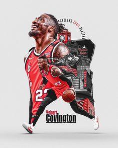 "Robert Covington on Twitter: ""… "" Sport Inspiration, Graphic Design Inspiration, Basketball Drawings, Mvp Basketball, Banners, Sports Graphic Design, Sports Graphics, Portland Trailblazers, Trail Blazers"