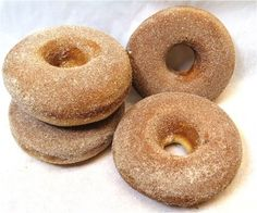 Baked Doughnuts Three Ways: this triple play is a homerun!: Blog   King Arthur Flour