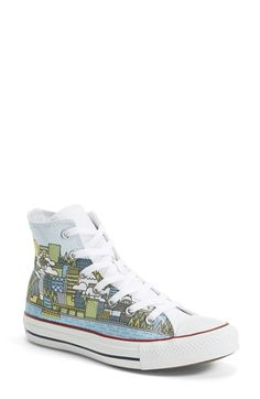 Converse Chuck Taylor® All Star® 'Made By You - Seattle' High Top Sneaker (Women) available at #Nordstrom WANT