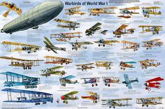 WW1 aircraft - Google Search