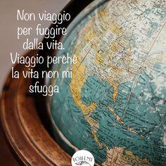 #viaggi #travel #frasi #traveltips #travel  #quotes grafiche elaborate da www.beboheme.com Travel Box, Dream Quotes, Enjoy Your Life, Travel Quotes, Sentences, Adventure Travel, Around The Worlds, Books, Inspiration