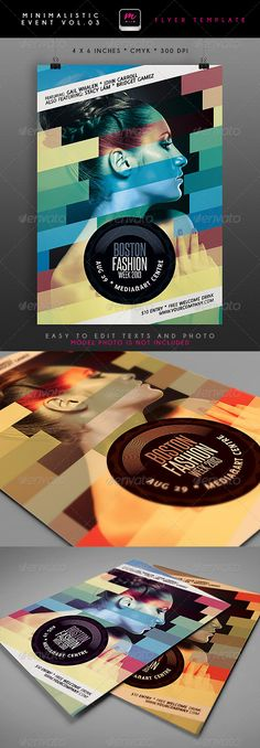Minimalistic Event Flyer 3 - http://graphicriver.net/item/minimalistic-event-flyer-3/4746047?ref=cruzine