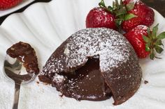 Chocolate Lava Cake video recipe - full recipe here: http://www.homecookingadventure.com/recipes/moelleux-au-chocolat-chocolate-lava-cake