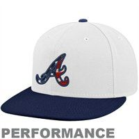Atlanta Braves Stars & Stripes Hat!#UltimateTailgate #Fanatics