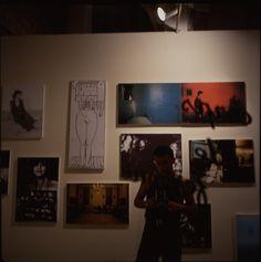 Indispensable para las mujeres, en Años 90 distancia 0, Sala Moncada, Barcelona, 1994