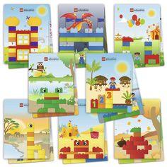 LEGO Education kaarten