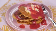 Corn Griddle Cakes With Sausage Recipe — Dishmaps