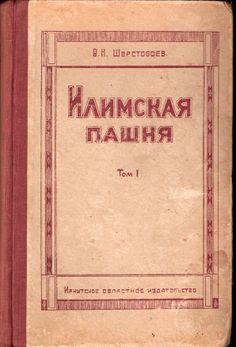 Шерстобоев. Илимская пашня