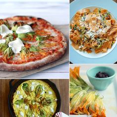 6 Stunning Recipes Starring Squash Blossoms If we had to count the ways we love squash blossoms, it might take a while, so let's compromise with a few highlights. — to dine on these and other edible flowers. Whether you prefer your blossoms fried, shredded, or atop a pizza, we've found a recipe worth trying. Click through to seem them all.