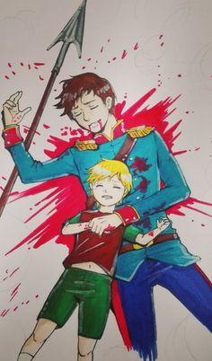 los niños heroes de chapultepec (el hijo de juan escutia representa los ciudadanos y la patria)