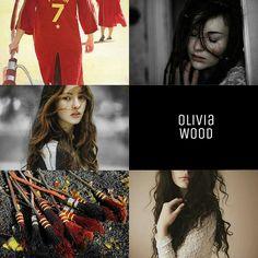 Potter Era au     all fem!characrers: Olivia Wood ... :