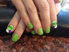 Buzz Lightyear Toy Story Nails