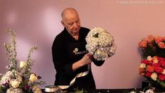 Celebrity Inspired Wedding Flowers | Carrie Underwood