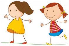 Funny Cartoon Pictures, Children Back to School 5