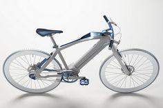 Pininfarina E-voluzione Electric Bike