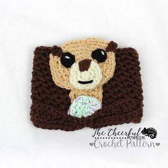 Crochet Pattern  Ott