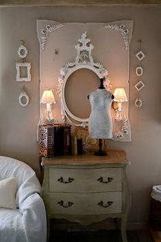 Lambris | Chambres | Pinterest | Bedroom, Shabby chic et Chic