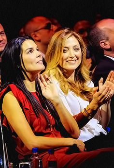 People need to understand that we ship Rizzoli and Isles, two fictional characters, not the actors Angie and Sasha who are great friends.