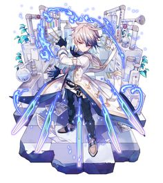 Master of magic projectile weapons Anime Boys, Manga Anime, Anime Art, Character Concept, Character Art, Concept Art, Manga Characters, Fantasy Characters, Anime Kawaii