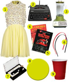 Living In: Perks of Being a Wallflower. I'm searching for a nail polish that is that funky green color. I really like it.