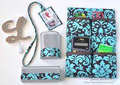 DIY School Locker Accessories