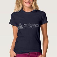 Tax Code Fix Congress First T Shirt, Hoodie Sweatshirt