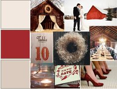 Winter Barn Wedding ... i know it's not in the winter but maybe some good ideas?!
