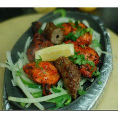 Tandoori mixed grill #food #foodporn