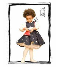 Beautiful dress for little girls