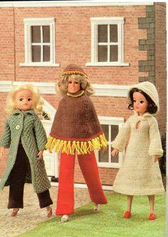 Woolworths Dolls Clothes Knitting Pattern Booklet/Sindy/Barbie/Baby Dolls/Reborn   eBay