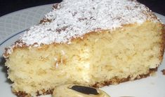 Ricotta, Vanilla Cake, Food And Drink, Coconut, Cupcakes, Yummy Food, Healthy Recipes, Cookies, Sweet