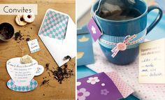 Dica de chá de bebê: chá da tarde - Emma Fiorezi Moda Gestante | Blog