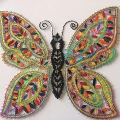 Lacemaking, Lace Heart, Lace Jewelry, Bobbin Lace, Fascinators, Lace Detail, Crochet Earrings, Creations, Butterfly