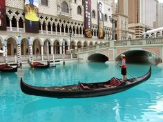ride in a gondola... a must do