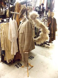 One of our costumes from the National Theatre's charming production of The Wind in the Willows.