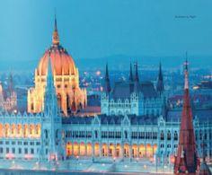 Budapest by Night #travel