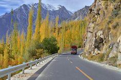 Road Adventure - KKH Karakorum Highway (Silk Route) Pakistan