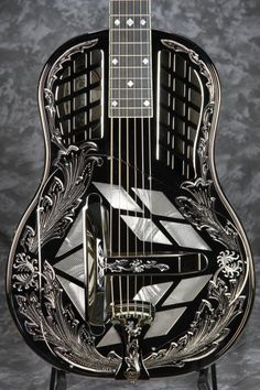 """National Reso-Phonic Style 4 Tricone 