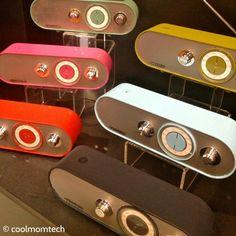 The new Crosley Seul Bluetooth radios are coming soon. So fabulousl