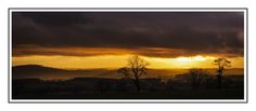 """Taken from the top of """"The Clint"""", looking across the Solway Firth. Dumfries & Galloway, Scotland"""