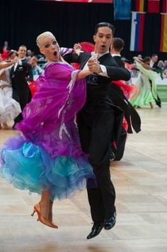 Quickstep! Oh my gosh! Such a cool shot