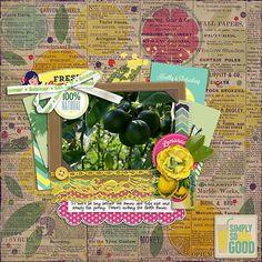 July BYOC Little Butterfly Wings Lemonade Stand Elements Lemonade Stand Papers Lemonade Stand Journal Cards Font - Pea Ruth