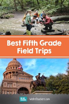 Fifth Grade Field Trips (Virtual and In-Person) That Rock! It's the last year of elementary school, so you know the field trips have to be epic. Check out our favorite field trips for fifth grade. #fifthgrade #elementary #fieldtrip #educationalresources #socialstudies #classroomideas #classroom #learningathome Social Studies Projects, Constitution Day, Fifth Grade Math, Virtual Field Trips, New York Museums, History Museum, Math Fractions, Multiplication, Maths