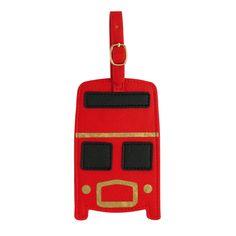 Bus Luggage Tag   Luggage Tags   CathKidston