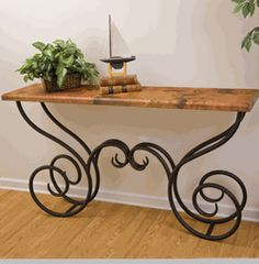 Toscana Console Table with Top