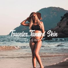 Take your travel photography feed to the next level with the best traveler tanned skin tone lightroom preset that will make your skin stand out. Lightroom Presets, Tanned Skin, How To Get Warm, Skin Tone, Warm Colors, Traveling By Yourself, Thailand, Travel Photography