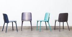 NEW: contemporary chair by TON a.s.