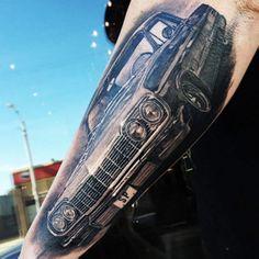 Tattoo Artist - Carlos Torres | Tattoo No. 6190